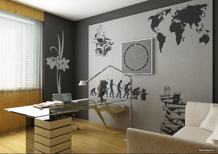 De las pinturas rupestres a los vinilos decorativos for Los vinilos decorativos