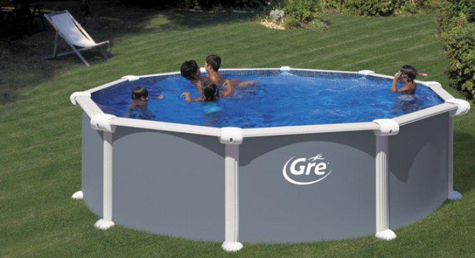 Disfruta de tu piscina con los m s peque os notas de prensa for Aki piscinas hinchables