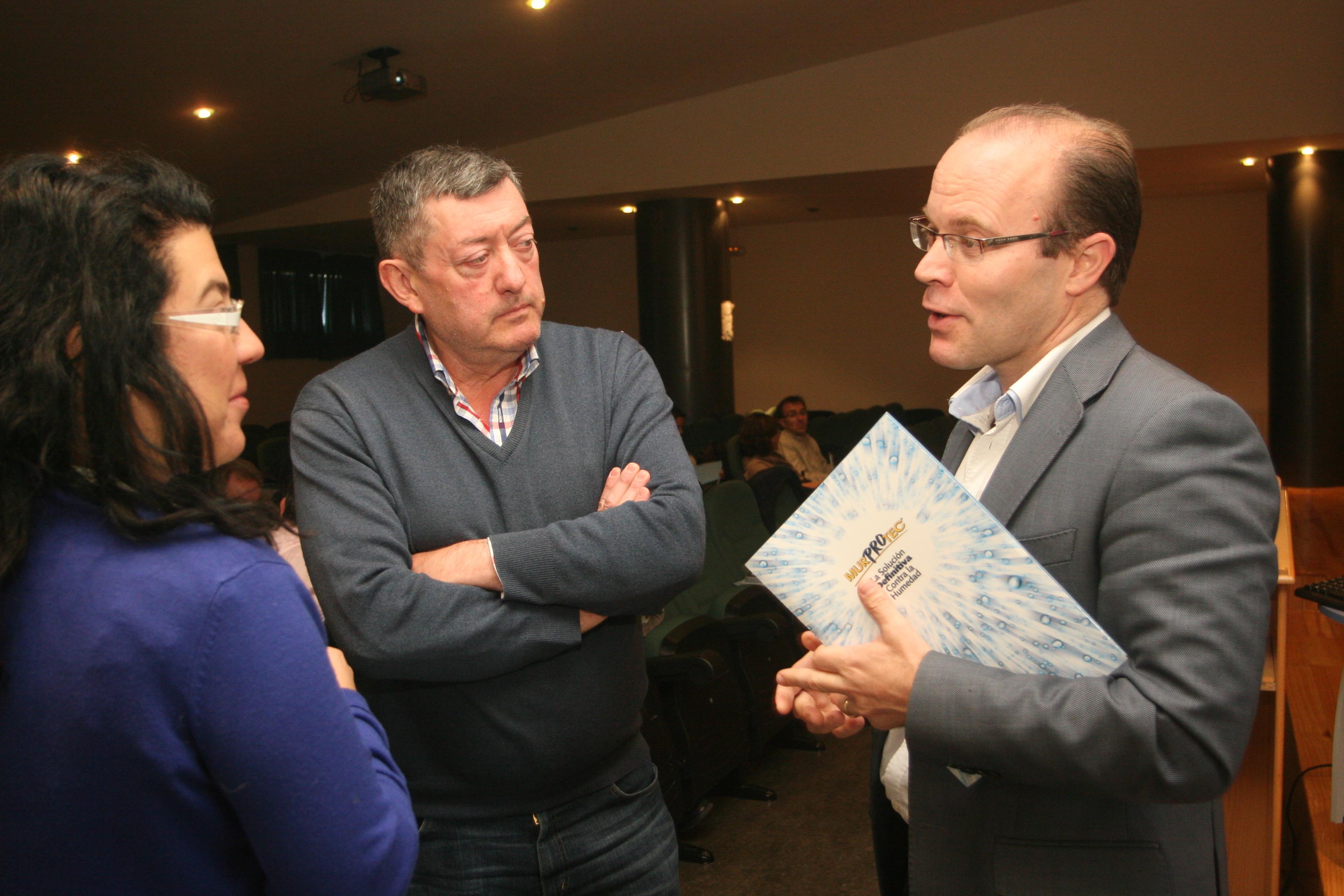 Jornada t cnica de murprotec en notas de prensa - Arquitectos ponferrada ...