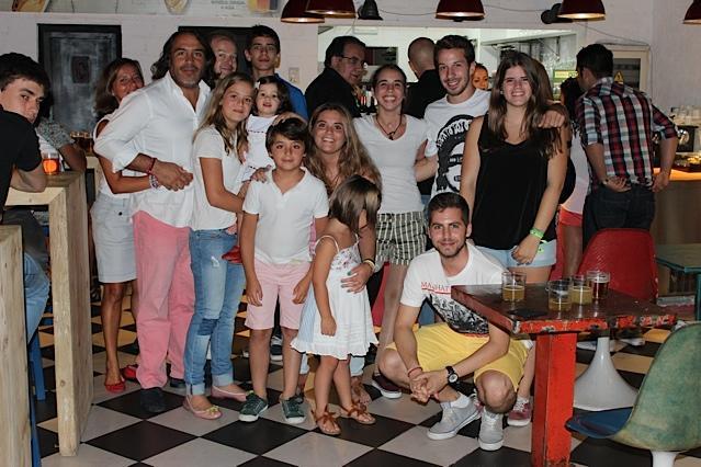 Madrid, 19 de Julio de 2013. D? IBERICO organiza su primera cata a ciegas de Jamón de Bellota con Denominación de Origen Extremadura a favor de la Fundación Corazón de León.