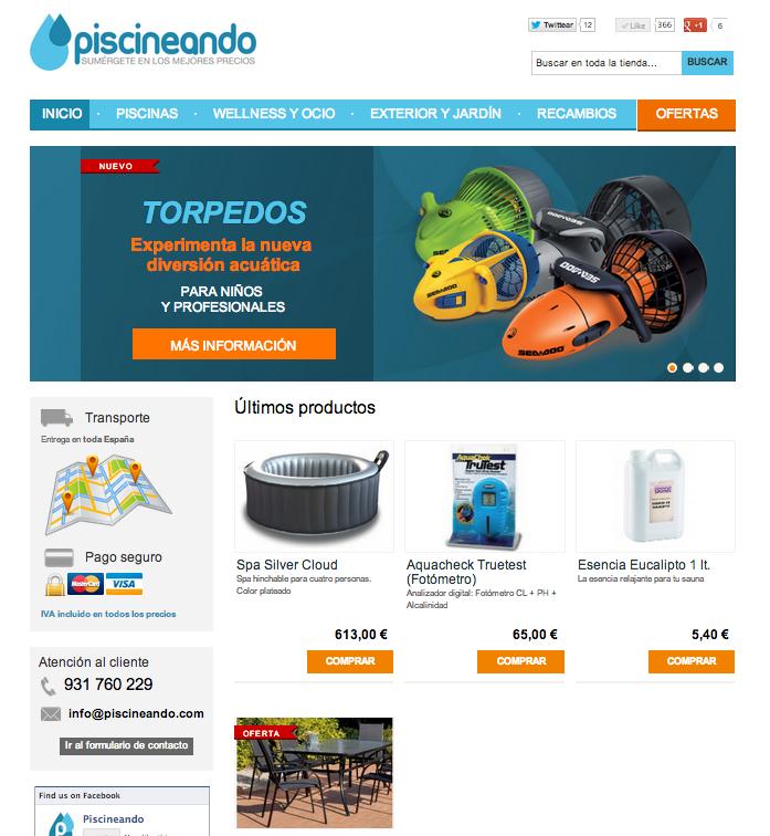 Piscineando.com