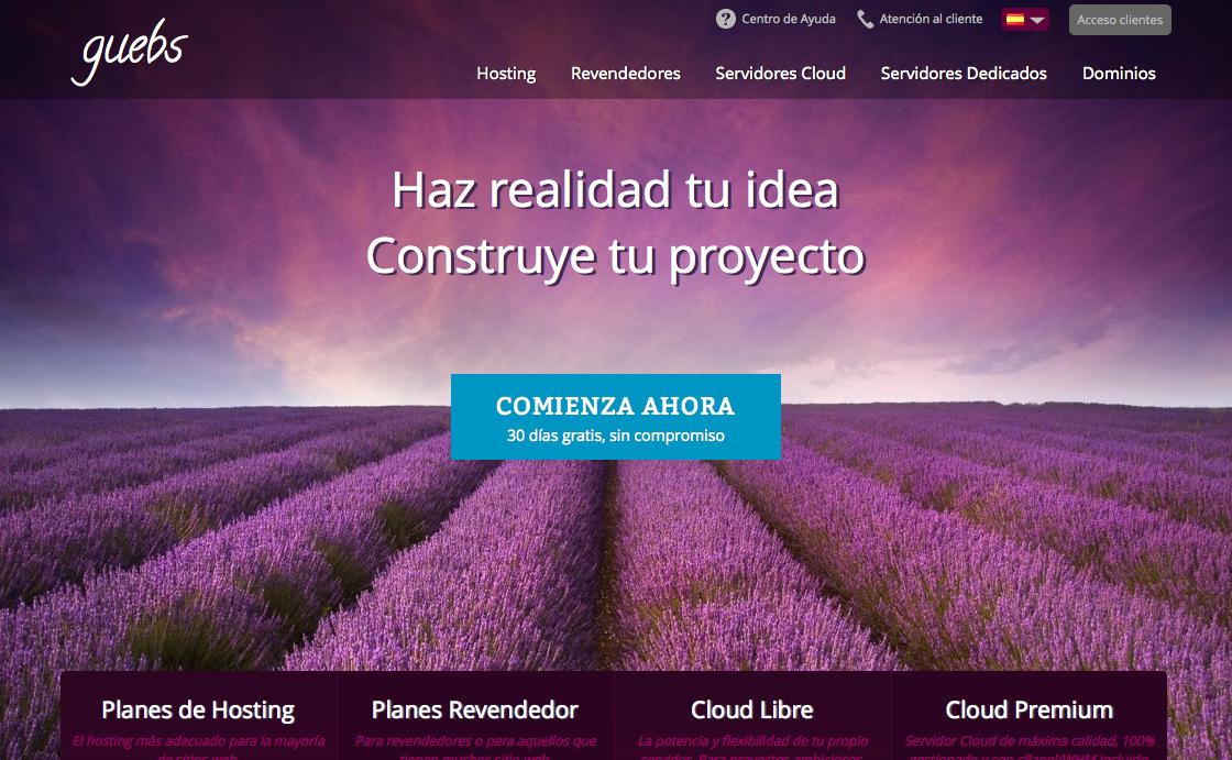 Nuevo servicio cloud gestionado para el alojamiento de negocios online