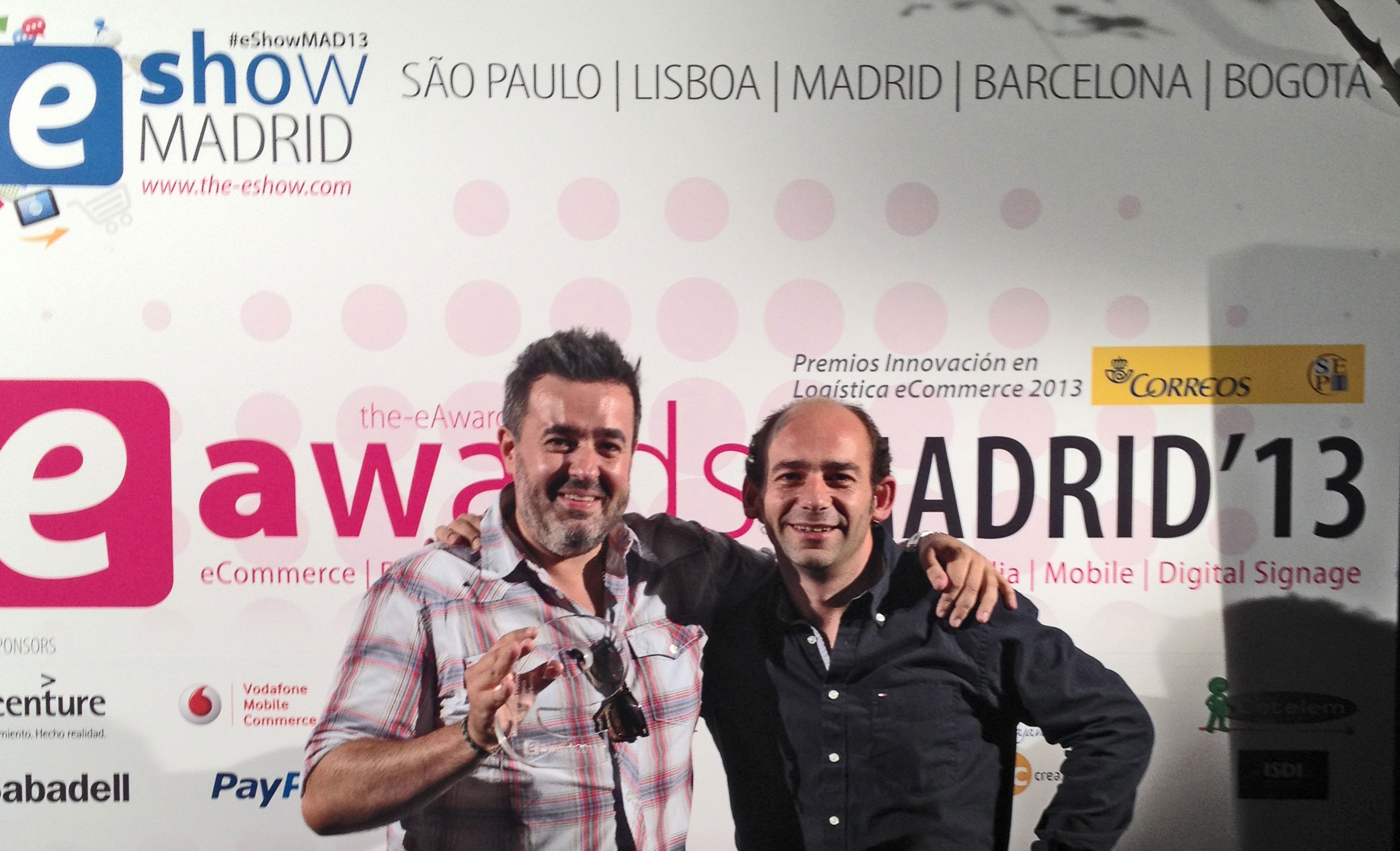 GMK Press ganadora de los premios eAwards 2013