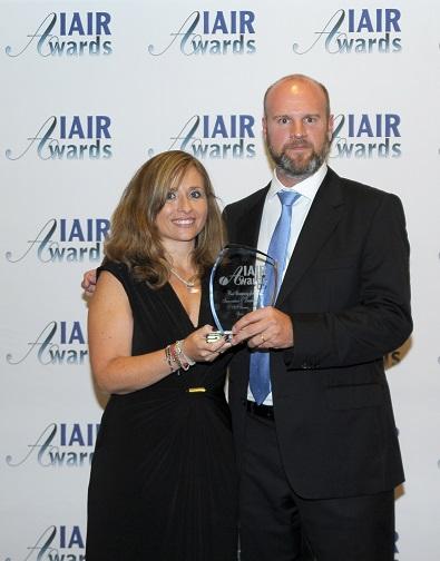 atmira, premiada como Mejor Empresa en Innovación y Liderazgo a nivel europeo en los IAIR Awards 2013