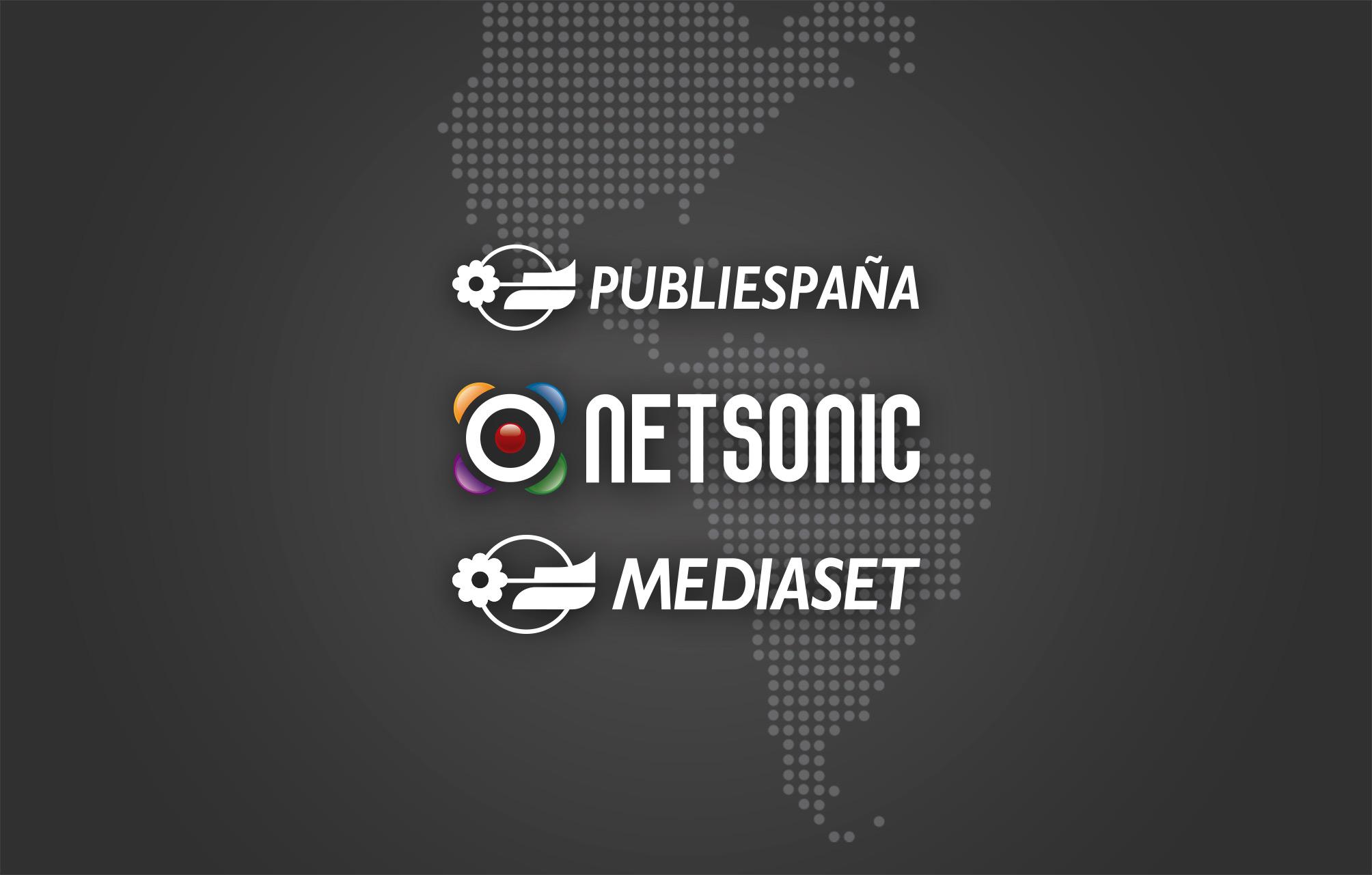 Publiespaña da el salto al mercado publicitario online latinoamericano con Netsonic