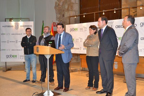 Presentado el portal de transparencia de Extremadura, herramienta para los ciudadanos