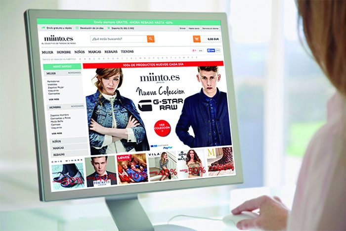 Cada día comprar en internet es más fácil: El año pasado el número de compradores online incrementaron un 25%