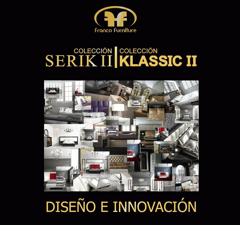 Muebles de dise o para hogares actuales by franco - Franco furniture precios ...