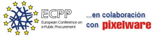 27 Mayo en Lisboa, 2nd European Conference on e-Public Procurement