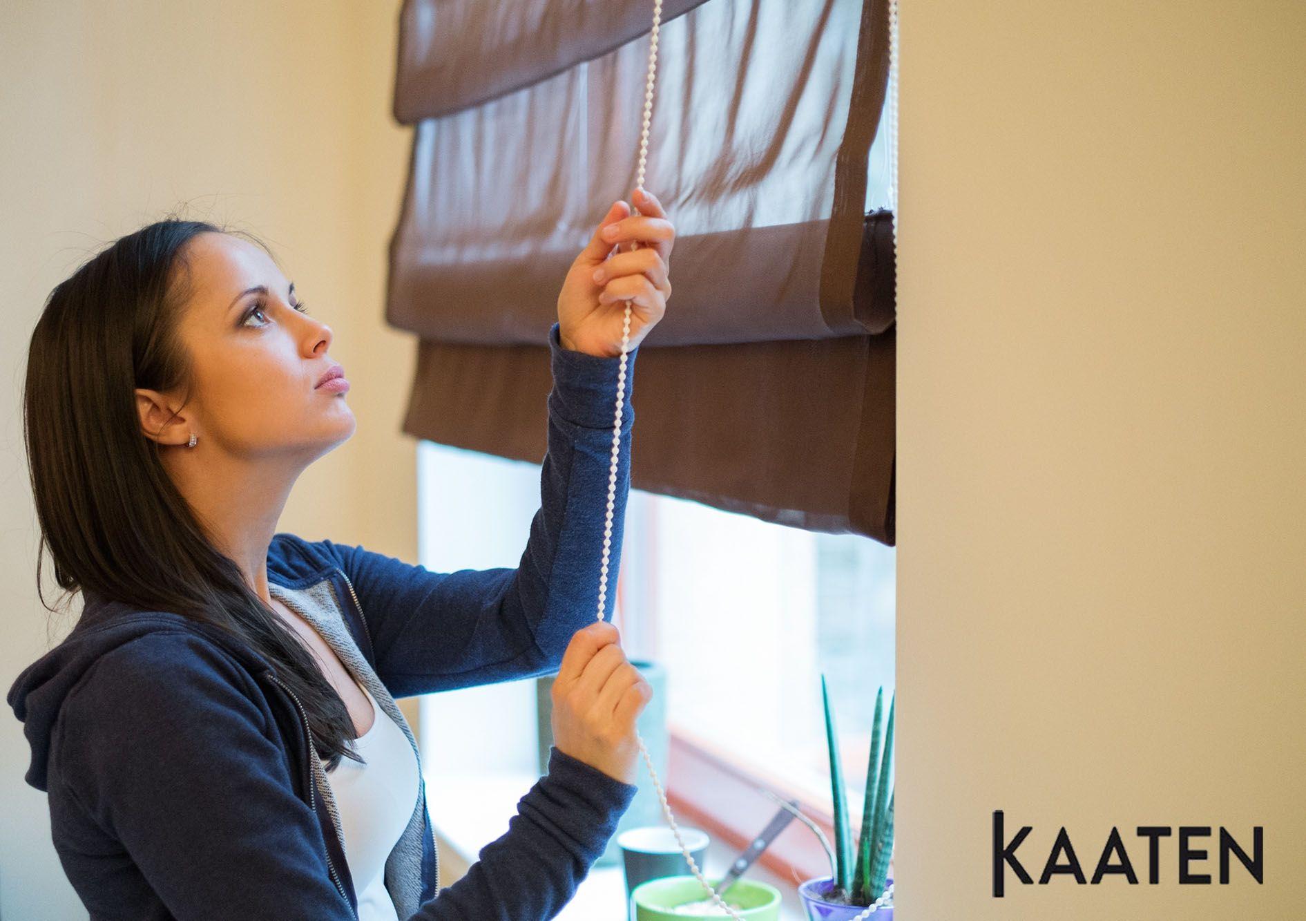 Estores y cortinas online kaaten estores a medida de - Cortinas y estores online ...