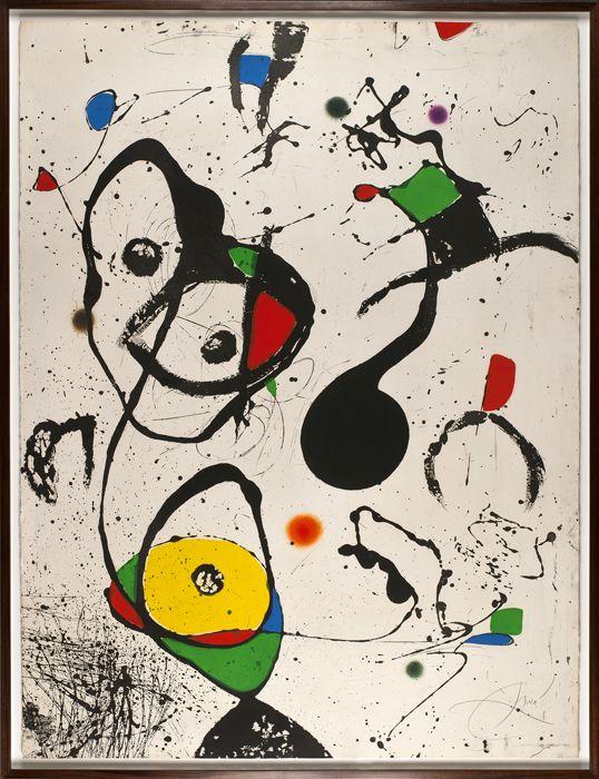 Joan Miro, el Gran Creador