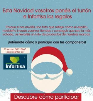 Infortisa - Concurso Facebook Navidad