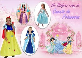 Comprar disfraces de princesas en DisfracesMimo.com