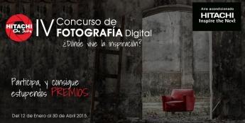 IV Concurso de Fotografía Hitachi On Site