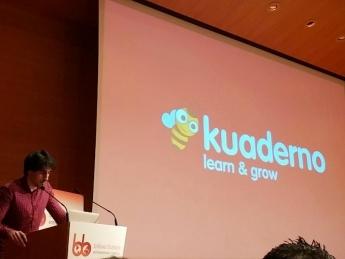 Kuaderno.com gana el premio a la mejor Startup