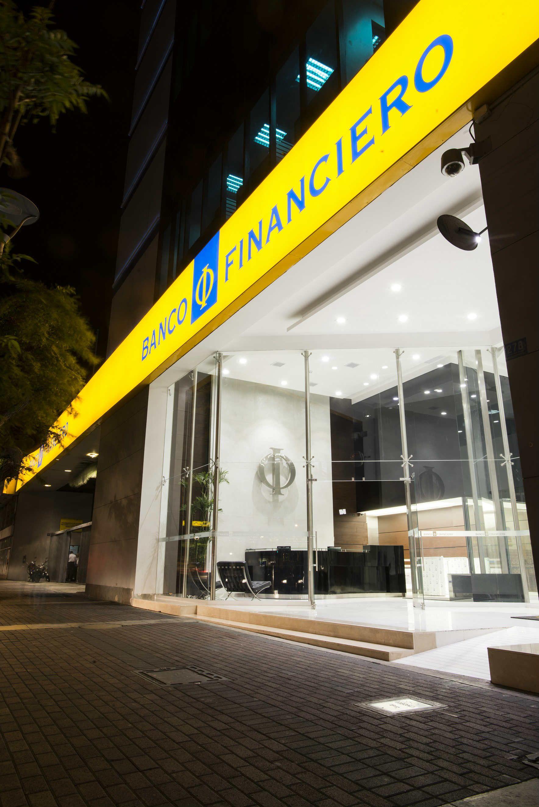 Banco financiero filial de banco pichincha recibe for Pagina del banco exterior