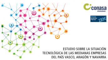 Estudio sobre la realidad tecnológica en País Vasco, Aragón y
