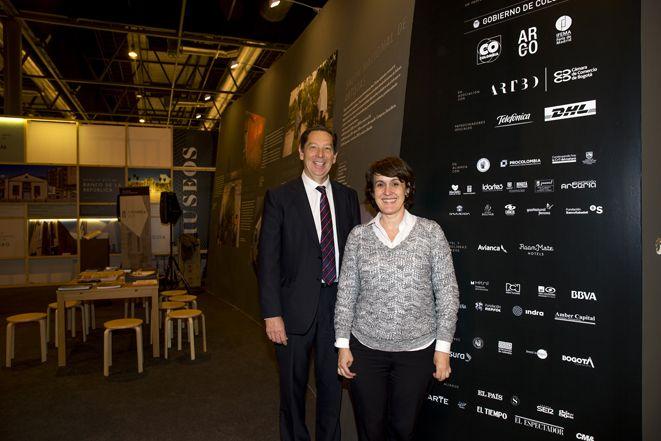 DHL hizo posible que el arte de Colombia llegara a la Feria Arco