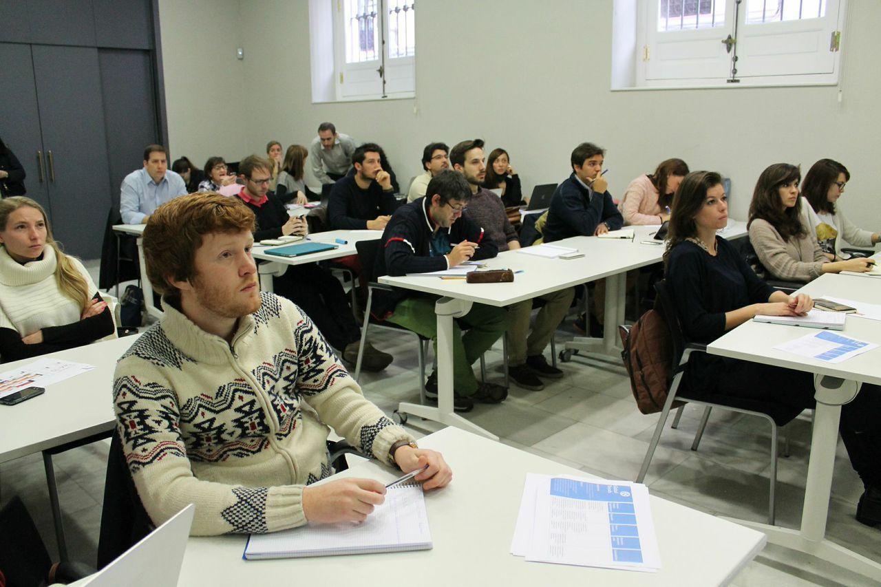 Los 10 proyectos de startupmadrid10 comienzan a - Empresas interiorismo madrid ...