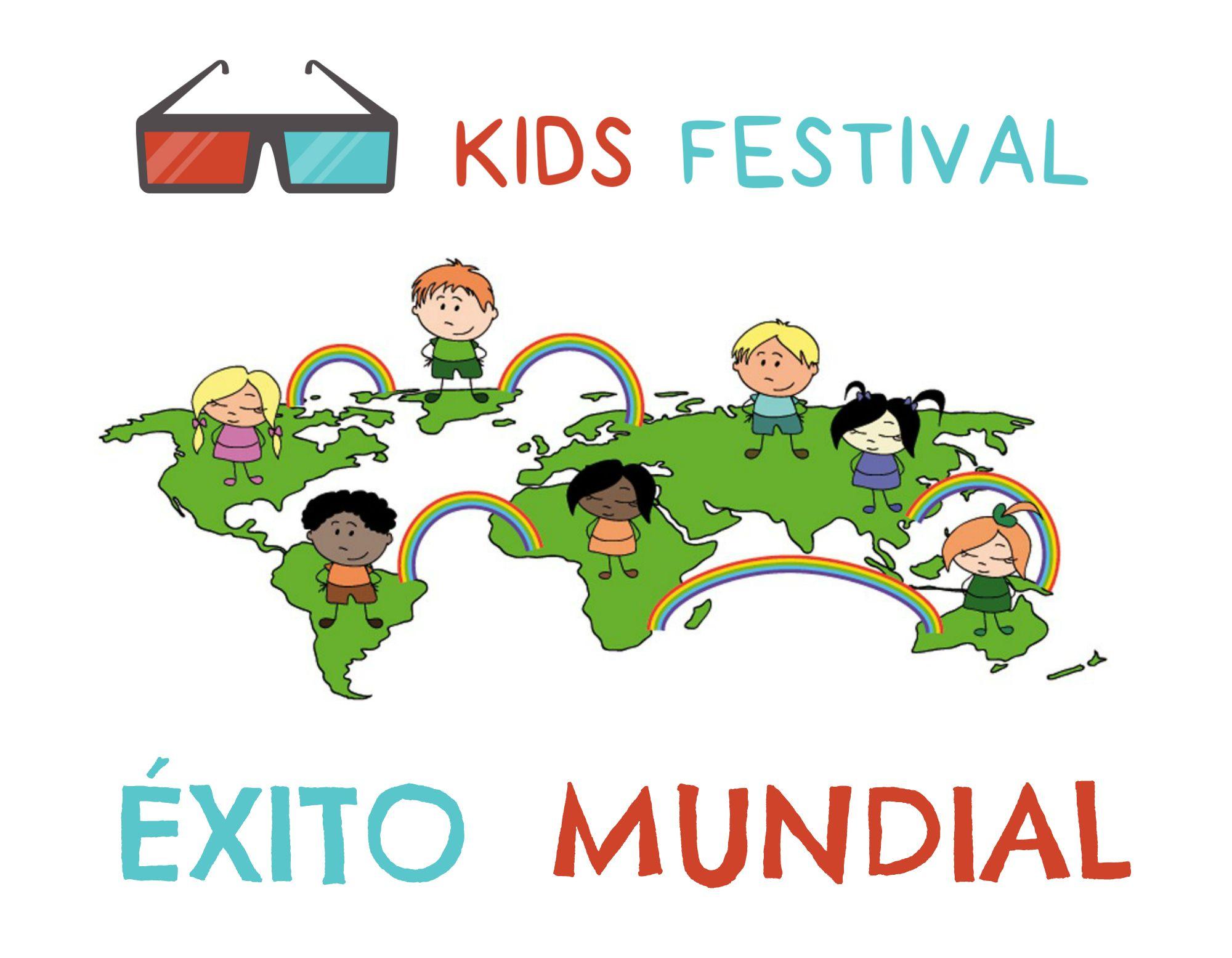 Ya se conocen los ganadores en THE KIDS FESTIVAL