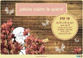 Pop Up Store Gran Vía 13 Madrid