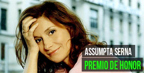 Assumpta Serna, Premio de Honor en Euro Film Festival 2015