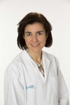 Dra. Sara Velilla, oftalmóloga del Hospital Viamed Los Manzanos