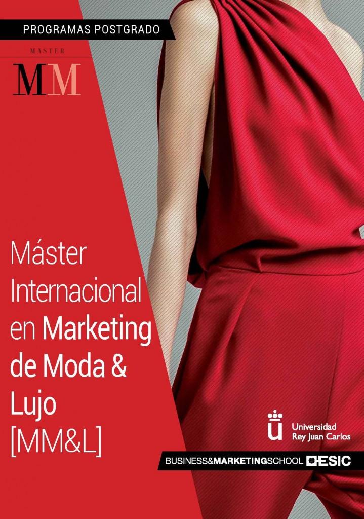 Esic y la universidad rey juan carlos lanzan el m ster for Master moda