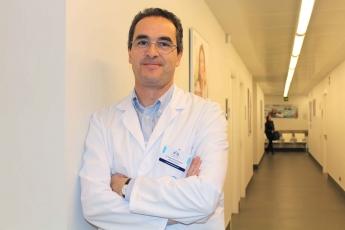 Dr. Alberto García Zamalloa, internista de Policlínica Gipuzkoa