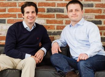 Christoph y James, fundadores de iwoca en 2012