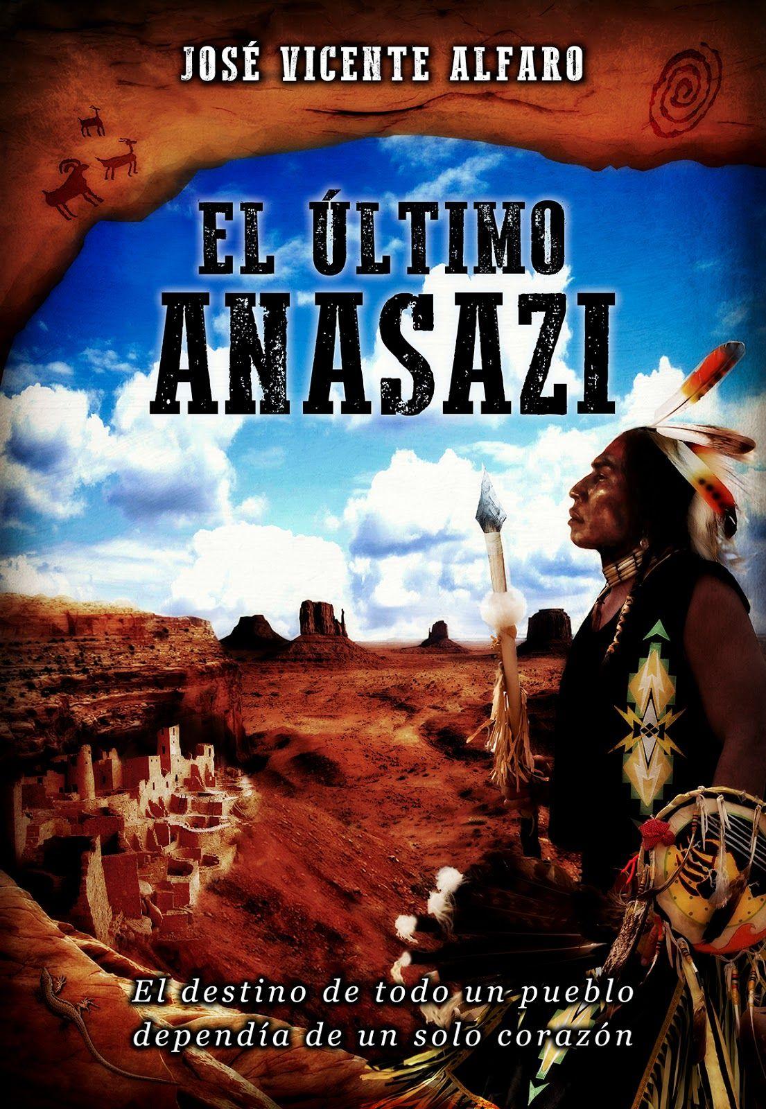 portada de el último anasazi