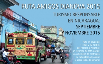 Ruta Amigos Dianova 2015.