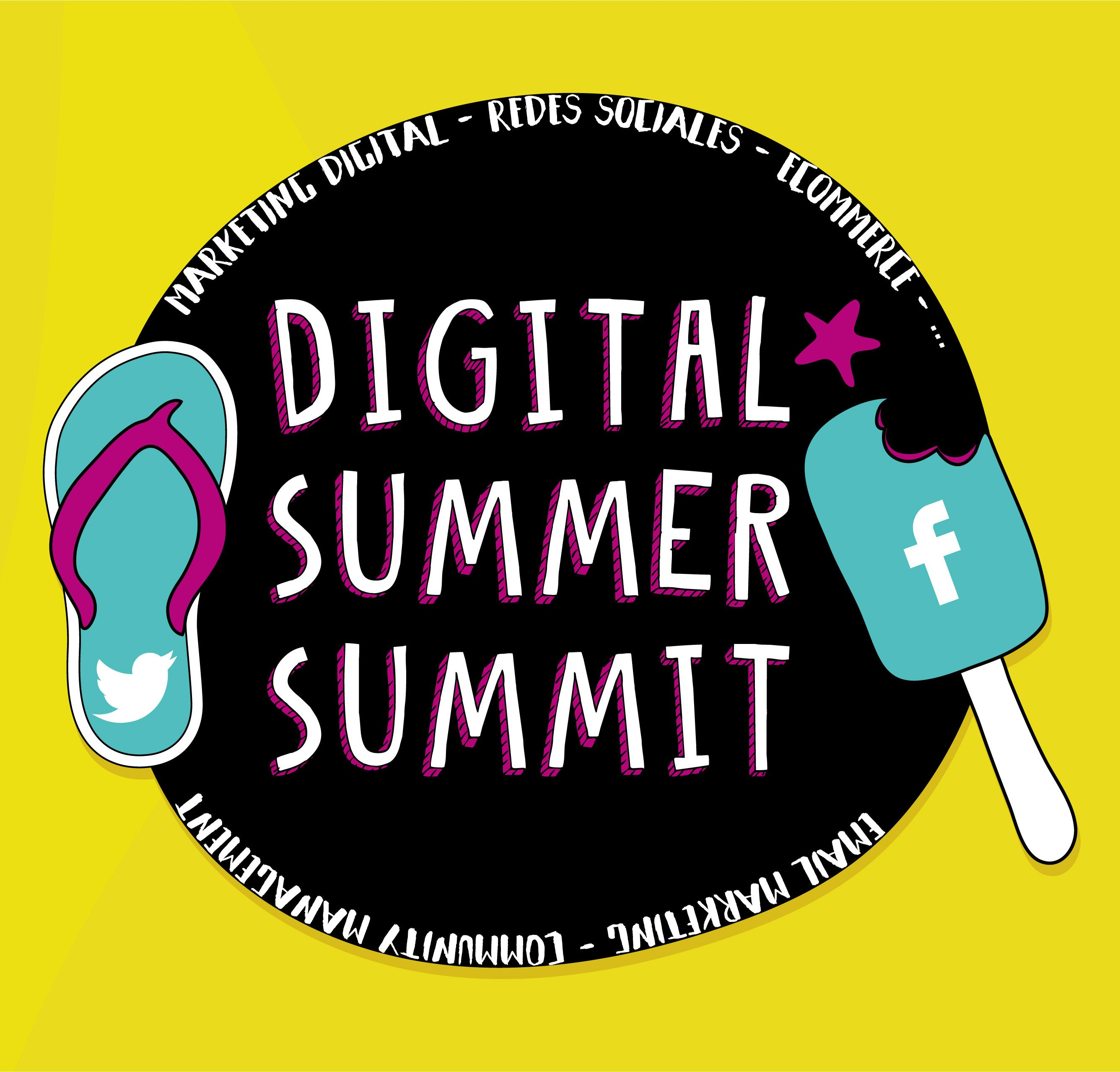 Digital Summer Summit, congreso de verano de Internet