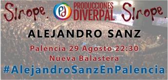 Alejandro Sanz y su gira Sirope en Palencia. Única fecha en Castilla