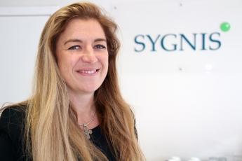 Pilar de la Huerta, CEO de Sygnis.