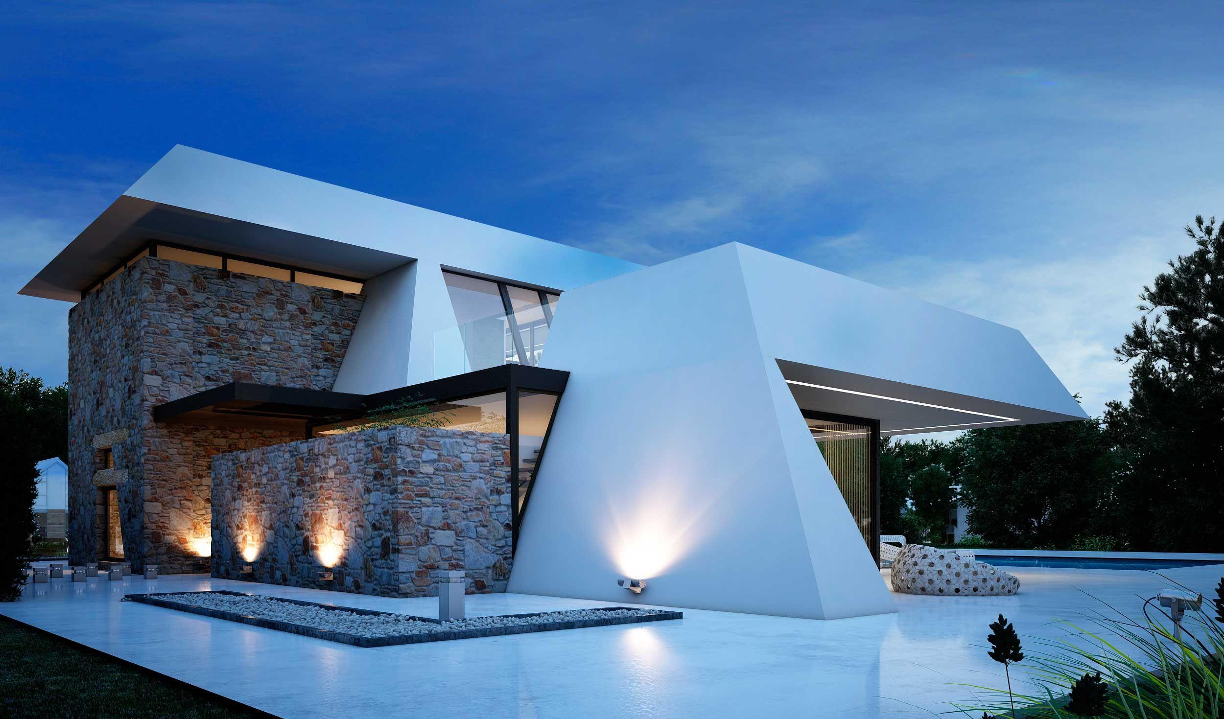 La econom a espa ola se recupera y la construcci n sigue - Casas sostenibles espana ...