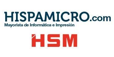 Hispamicro mayorista oficial de la marca de destructoras de papel HSM