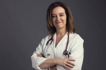 La Doctora Consuelo Sanchis.