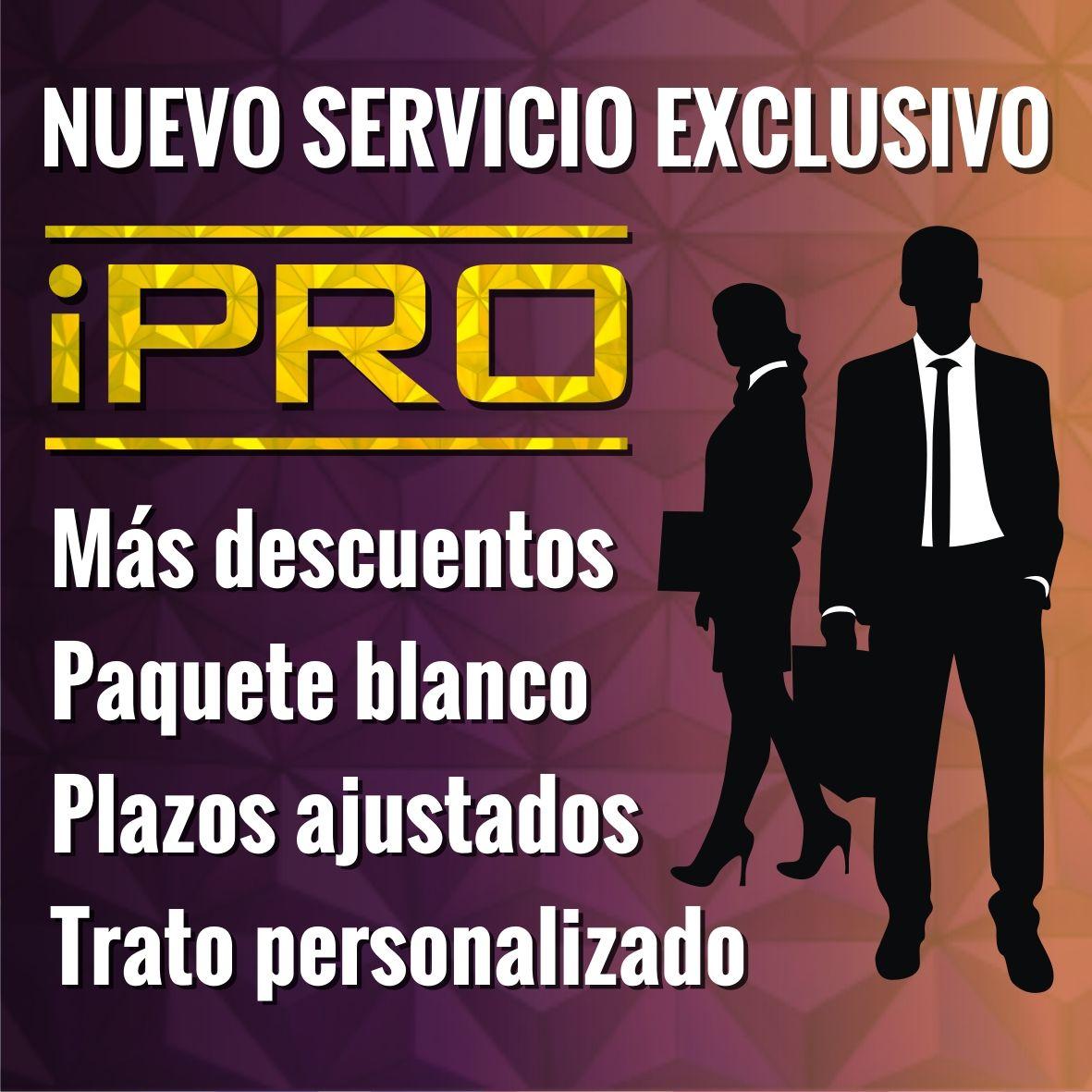Soloimprenta.es lanza un servicio exclusivo para profesionales