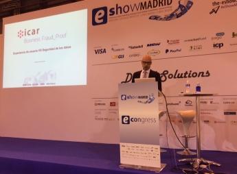 Conferencia de Xavier Codó, CEO de ICAR