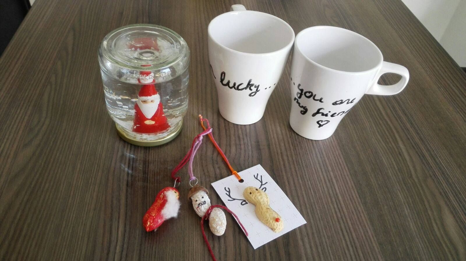 Perfecto4u organiza una sesi n de bricolaje con ideas - Ideas para regalos de navidad originales ...
