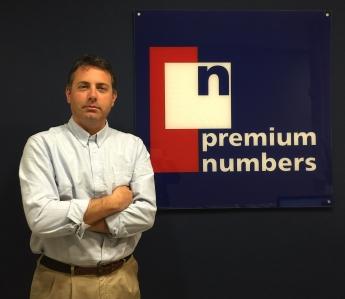 Sergio Hernández - Director comercial de Premium Numbers