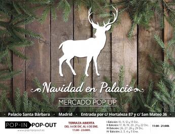 Pop up navideño