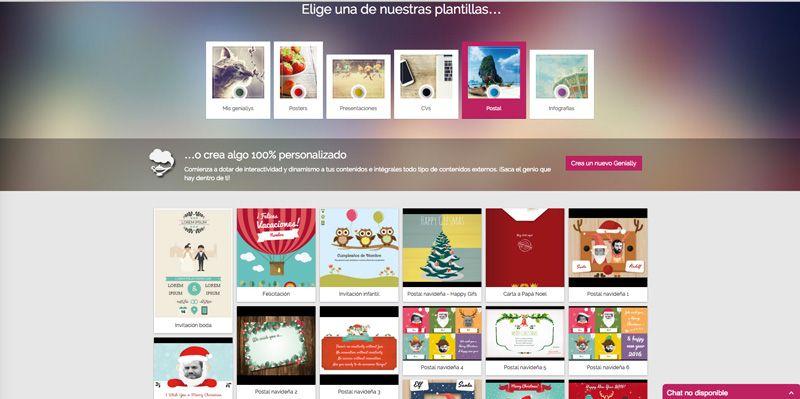 Felicitaciones Originales De Navidad Animadas.Cinco Herramientas Para Crear Tarjetas Navidenas Animadas