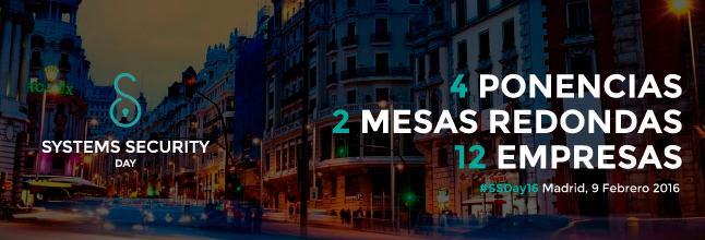 #SSDay16, la ciberseguridad como elemento clave de la empresa