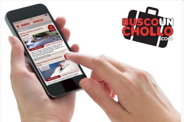 La App de BuscoUnChollo.com, finalista en el concurso 'The App Tourism Awards'