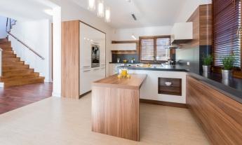 La cocina: la estancia que más ha cambiado en el hogar.