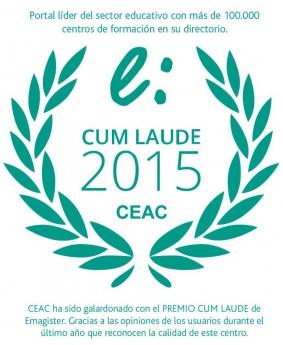 Sello Cum Laude 2015