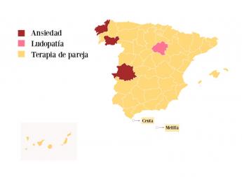 Terapias en España
