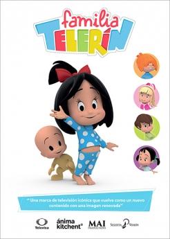 Cleo y Cuquín, nueva serie basada en la Familia Telerín